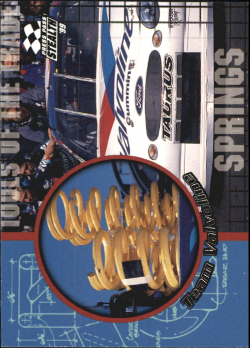 1999 Press Pass Stealth #60 Valvoline Springs TT CL