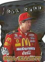 1999 Press Pass Oil Cans #3 Bill Elliott