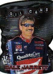 1999 Press Pass Oil Cans #4 Dale Jarrett