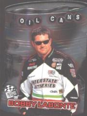 1999 Press Pass Oil Cans #7 Bobby Labonte