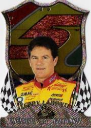 1999 Press Pass Premium Badge of Honor #BH4 Terry Labonte