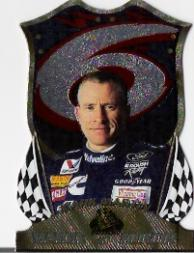 1999 Press Pass Premium Badge of Honor #BH5 Mark Martin