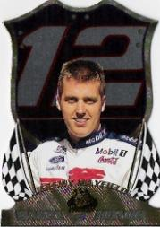 1999 Press Pass Premium Badge of Honor #BH7 Jeremy Mayfield