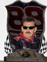 1999 Press Pass Premium Badge of Honor #BH14 Dale Jarrett