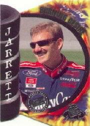 1999 Press Pass Premium Burning Desire #FD5B Dale Jarrett 1:36