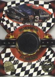 1999 Press Pass Burning Rubber #BR9 Dale Earnhardt&#039;s Car