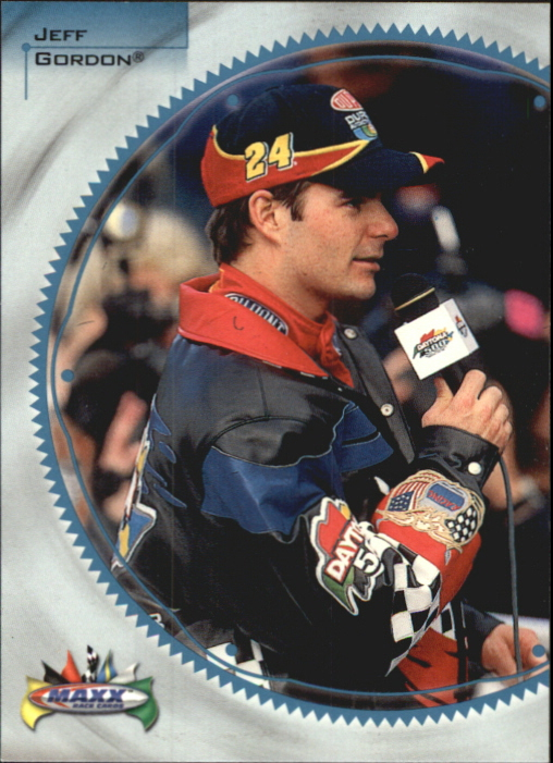 1999 Maxx #1 Jeff Gordon