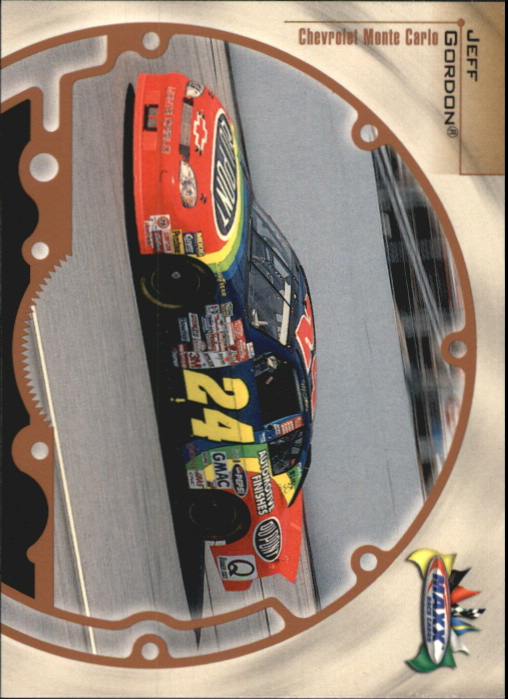1999 Maxx #2 Jeff Gordon's Car
