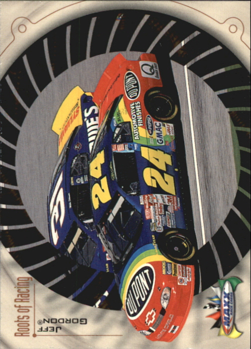 1999 Maxx #3 Jeff Gordon's Car RR