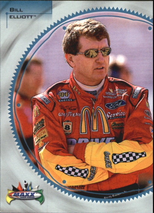 1999 Maxx #13 Bill Elliott