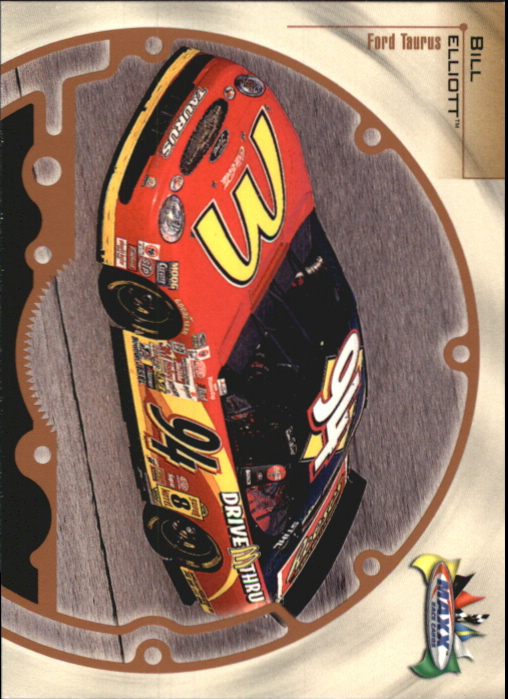 1999 Maxx #14 Bill Elliott's Car