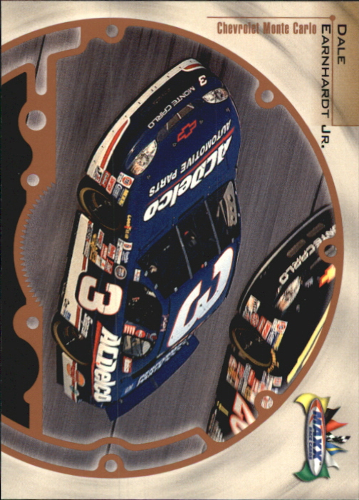 1999 Maxx #20 Dale Earnhardt Jr.'s Car