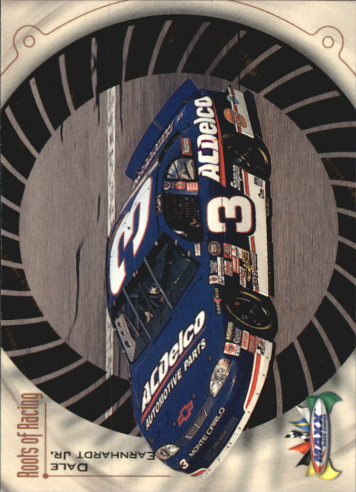 1999 Maxx #21 D.Earnhardt Jr.'s Car RR