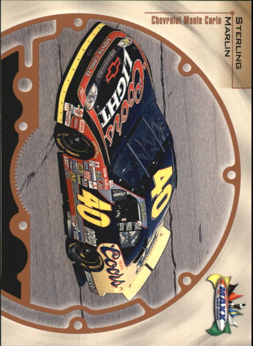 1999 Maxx #23 Sterling Marlin's Car