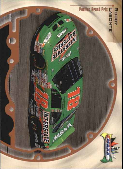 1999 Maxx #29 Bobby Labonte's Car