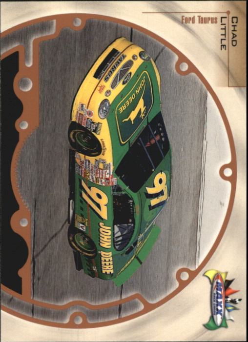 1999 Maxx #32 Chad Little