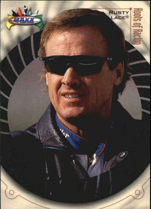 1999 Maxx #45 Rusty Wallace RR