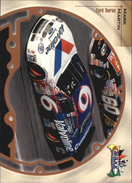 1999 Maxx #53 Mark Martin's Car