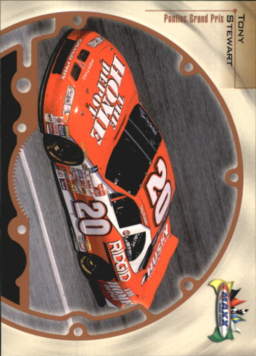 1999 Maxx #71 Tony Stewart's Car