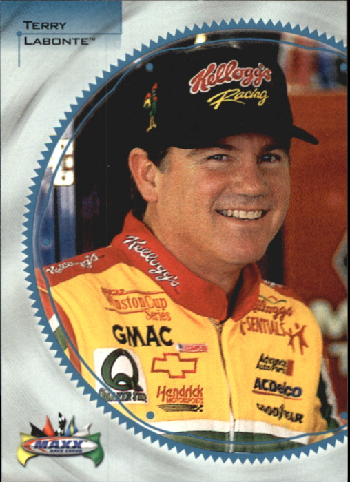 1999 Maxx #85 Terry Labonte