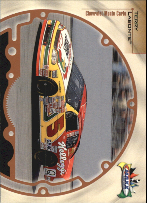 1999 Maxx #86 Terry Labonte's Car