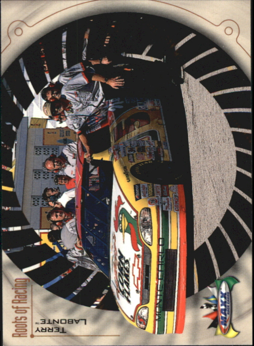 1999 Maxx #87 Terry Labonte's Car RR