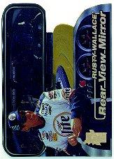 2000 VIP Rear View Mirror Explosives Laser Die Cuts #RM2 Rusty Wallace