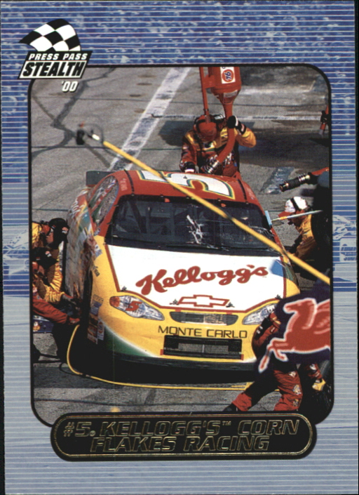 2000 Press Pass Stealth #11 Terry Labonte's Car