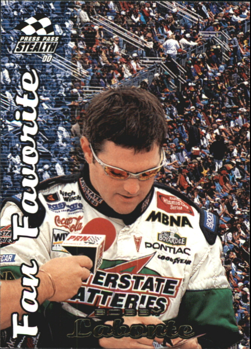 2000 Press Pass Stealth #64 Bobby Labonte FF