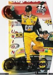 2000 Press Pass Stealth Fusion #FS34 Tony Stewart