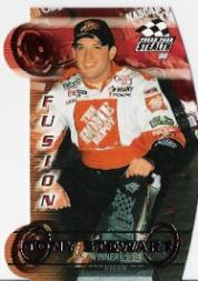 2000 Press Pass Stealth Fusion #FS36 Tony Stewart