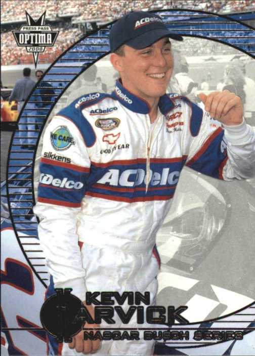 2000 Press Pass Optima #32 Kevin Harvick BGN