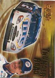 2000 Upper Deck Racing Thunder Road #TR2 Rusty Wallace