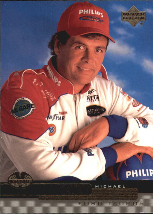 2000 Upper Deck Victory Circle #6 Michael Waltrip