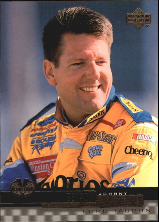2000 Upper Deck Victory Circle #14 Johnny Benson