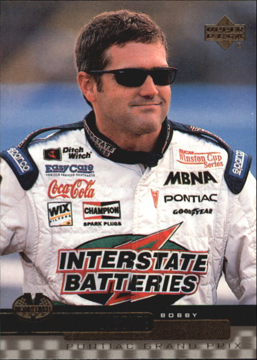 2000 Upper Deck Victory Circle #18 Bobby Labonte