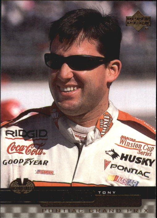 2000 Upper Deck Victory Circle #22 Tony Stewart