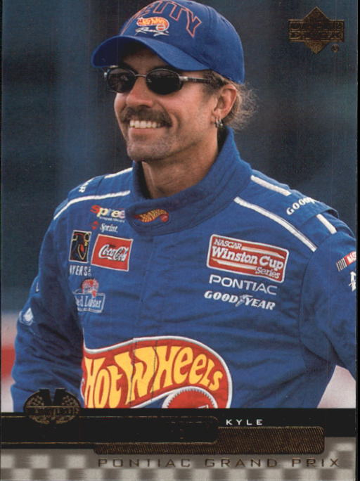 2000 Upper Deck Victory Circle #23 Kyle Petty