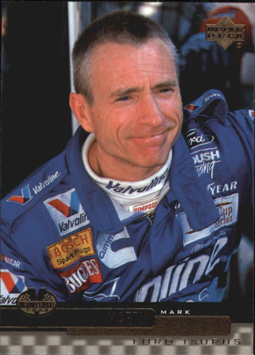 2000 Upper Deck Victory Circle #25 Mark Martin