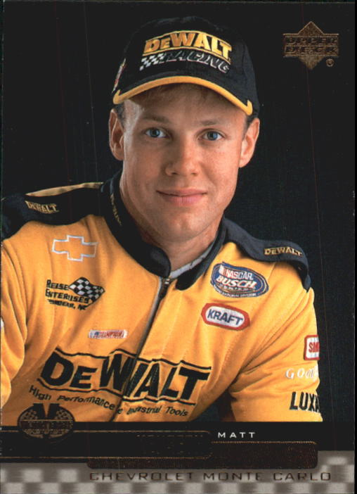 2000 Upper Deck Victory Circle #31 Matt Kenseth CRC