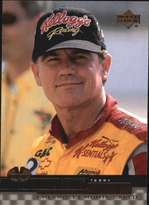 2000 Upper Deck Victory Circle #38 Terry Labonte