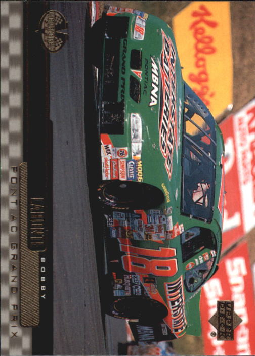 2000 Upper Deck Victory Circle #53 Bobby Labonte's Car
