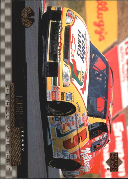 2000 Upper Deck Victory Circle #63 Terry Labonte's Car