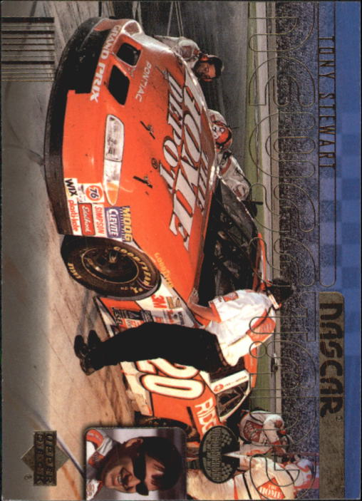 2000 Upper Deck Victory Circle #67 Tony Stewart's Car