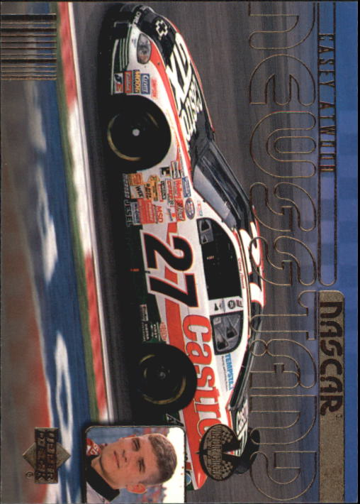 2000 Upper Deck Victory Circle #68 Casey Atwood's Car