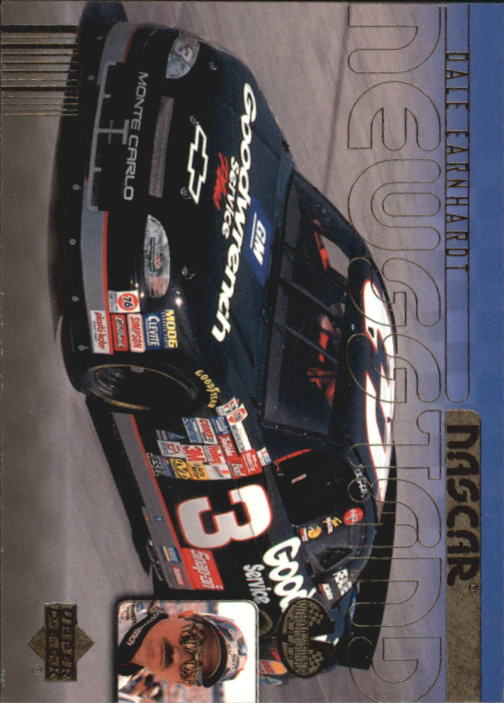 2000 Upper Deck Victory Circle #70 Dale Earnhardt's Car