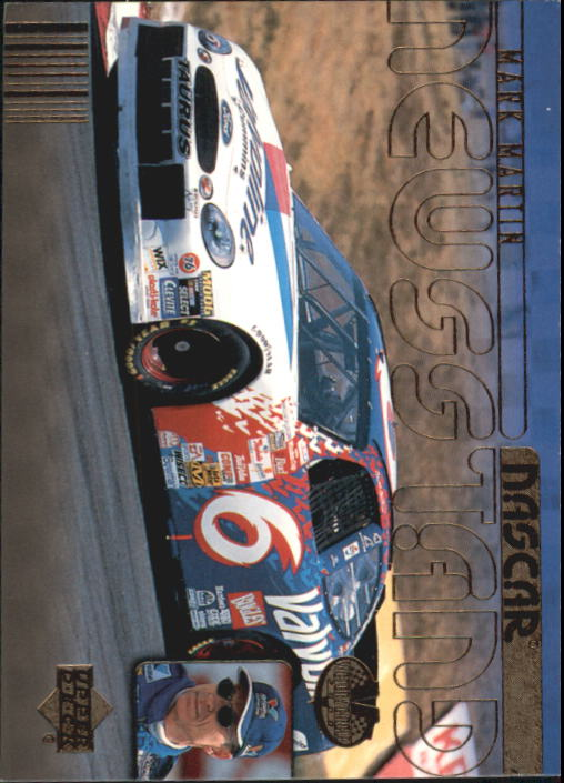 2000 Upper Deck Victory Circle #75 Mark Martin's Car