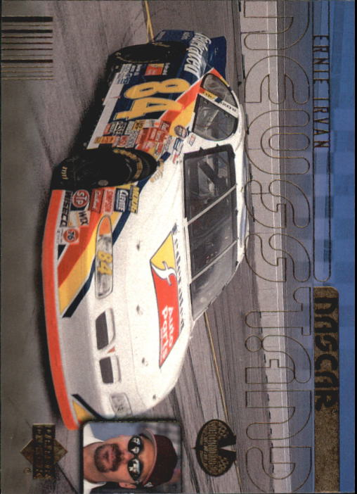 2000 Upper Deck Victory Circle #76 Ernie Irvan's Car