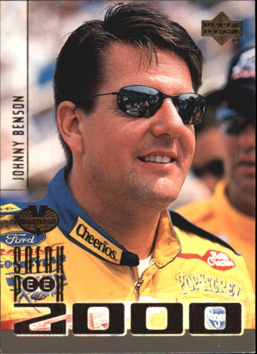 2000 Upper Deck Victory Circle #81 Johnny Benson