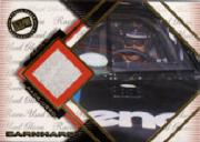 2000 Press Pass Stealth Race Used Gloves #G3 Dale Earnhardt/100